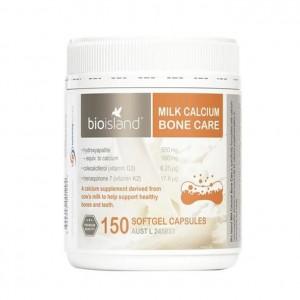 天然液體牛乳鈣骨健康膠囊 (150粒)