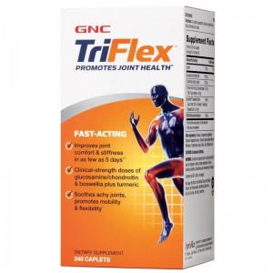 TriFlex 5合1 3倍活速效關節配方 (TriFlex Fast Acting) (240粒)