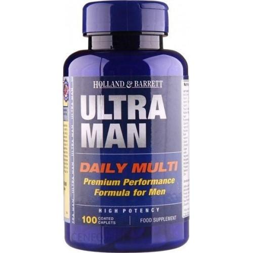 Ultra Man 男士保健維配方 (100粒)