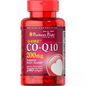 輔酶Q-10 100 毫克 240粒
