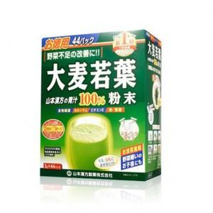大麥若葉青汁 粉末100% 3g×44包