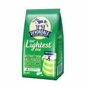 德運高鈣脫脂成人奶粉1KG