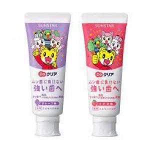 巧虎兒童含氟牙膏70g-(草莓/葡萄)