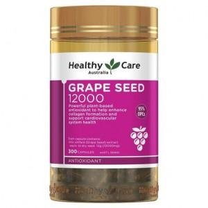 Grape Seed 葡萄籽膠囊12000mg [300粒]
