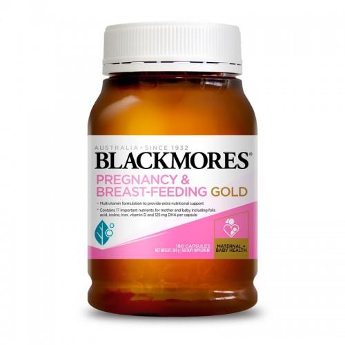 Pregnancy Gold 孕婦黃金營養素180粒 (新包裝)
