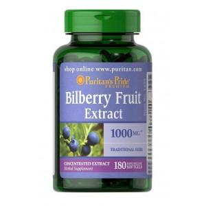 山桑子(藍莓)萃取物 1000mg 180粒