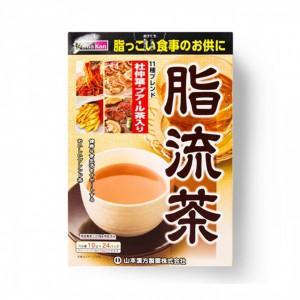 脂流茶 10gx24包