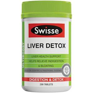 Ultiboost 肝臟排毒片 (200粒)