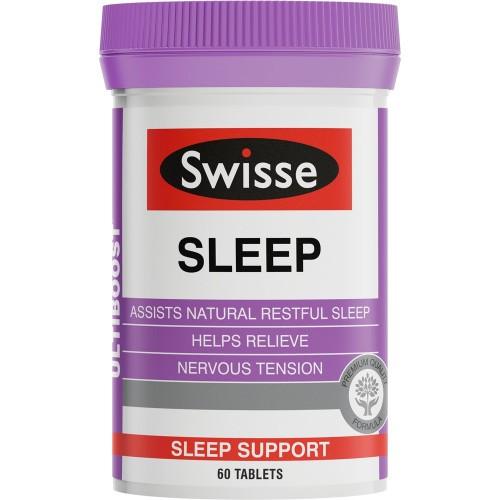 Ultiboost Sleep 睡眠片 (100粒)